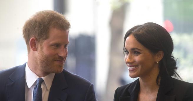 След като присъстваха на сватбата на принцеса Юджини в петък,