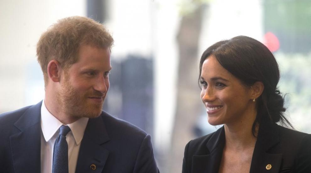 Принц Хари и Меган Маркъл очакват бебе (ВИДЕО/СНИМКИ)