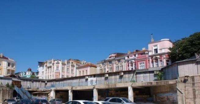 Пространството в центъра на Варна, което следващите десетилетия ще бъде