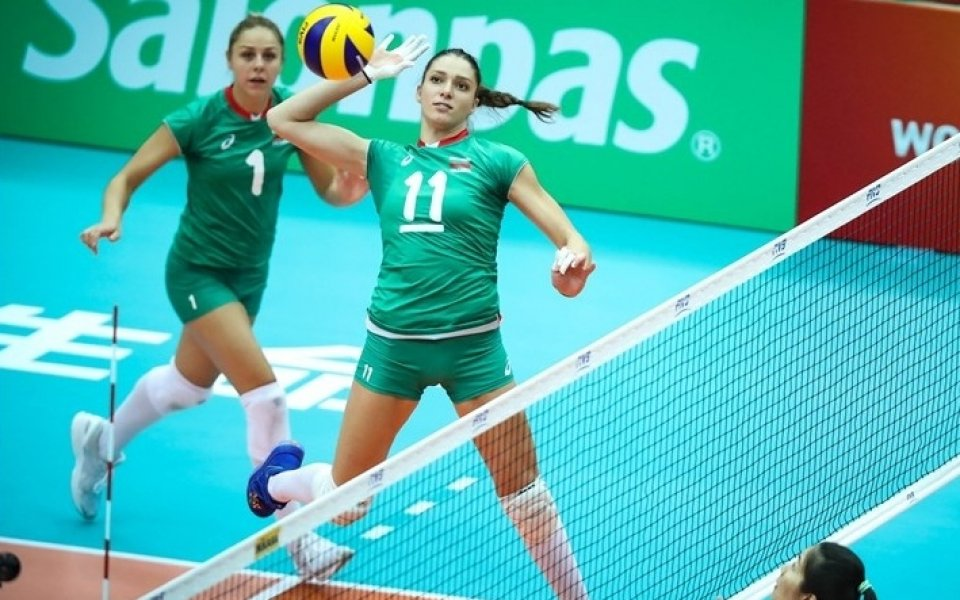 Капитанът на волейболистките: Горди сме от победата
