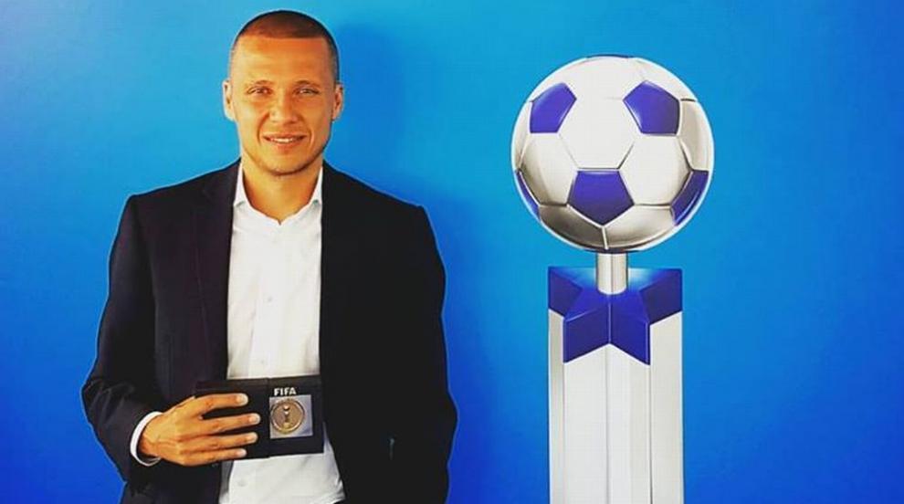 Един успял българин в Швейцария: Футболният съдия Владимир Овчаров