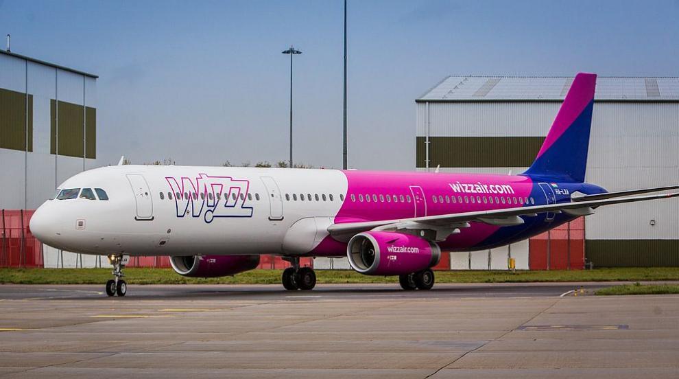 Щабът спира полетите на Wizz Air от Варна до Лондон