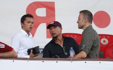 Краси Балъков: Имах предложение от ЦСКА