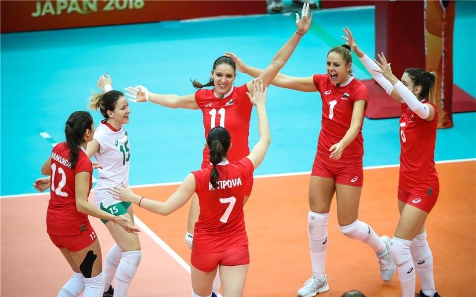 България завърши с нова победа участието си на Световното по волейбол