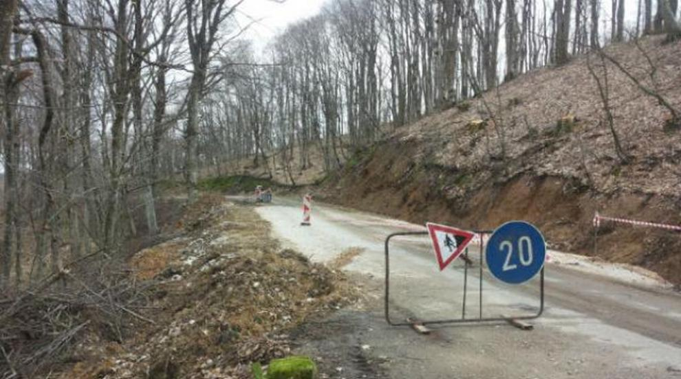 Догодина ремонтират 59 км от пътя Царево-Малко Търново