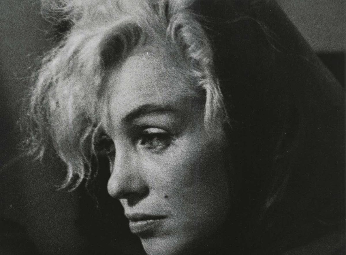 Снимка на Мерилин Монро от 1962 - годината на смъртта ѝ.