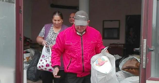 Повече от 2 тона помощи събраха в Търговище в подкрепа