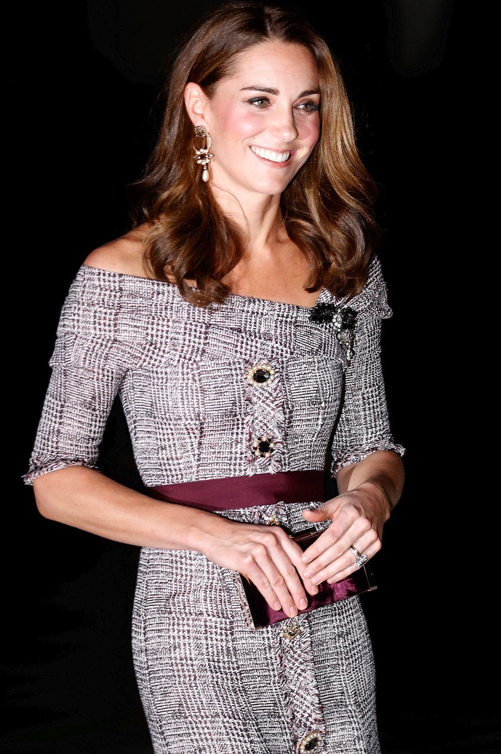 Кейт отново демонстрира безупречен стил и класа