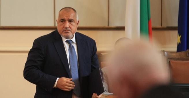 Борисов призова да не се нагнетява напрежение след убийството в