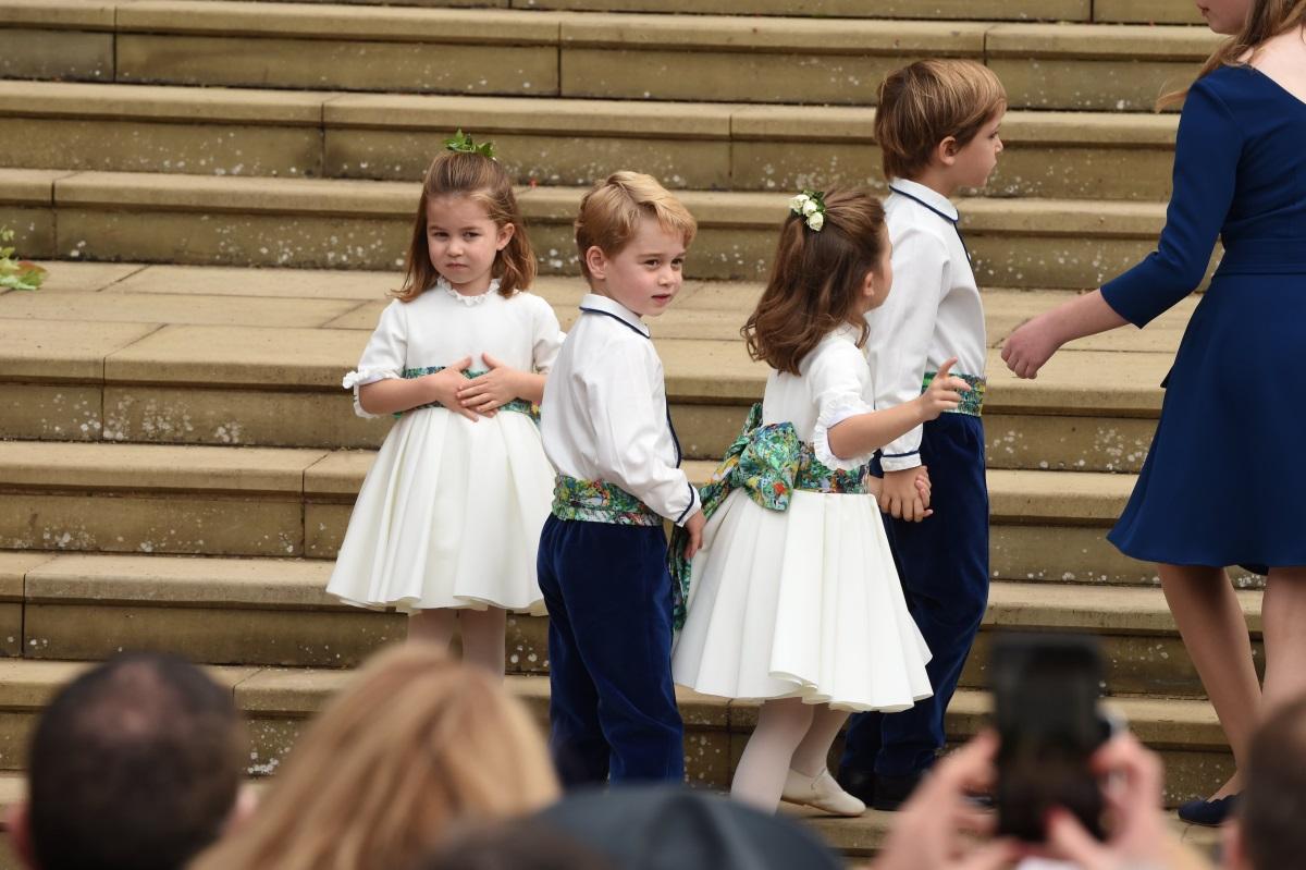 Шаферите на сватбата