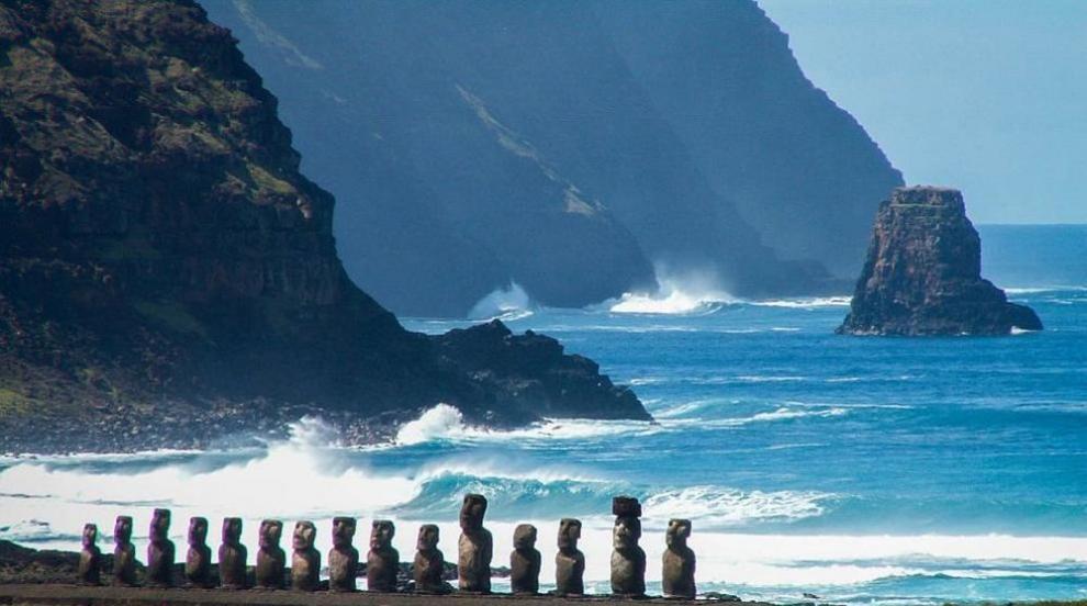 Разкриха още една загадка около Великденския остров