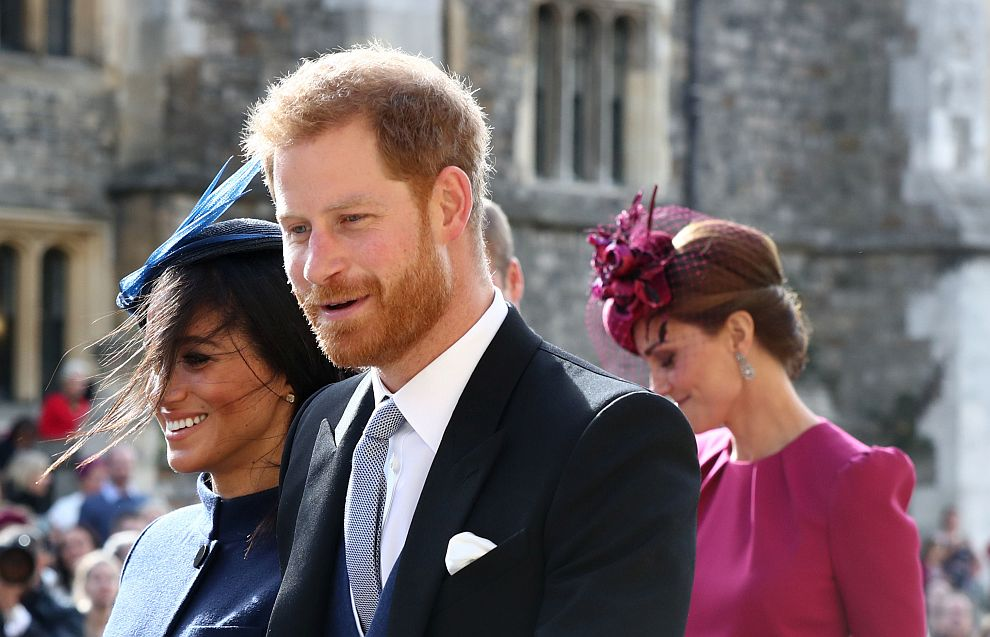 Принцовете Уилям и Хари, придружени от съпругите си Катрин и Меган, винаги успяват да откраднат част от вниманието