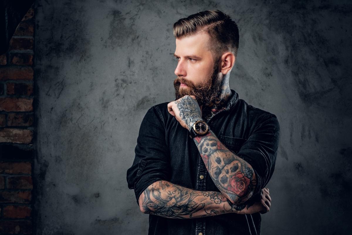 Мъжете с бради също са изключително любими на жените.