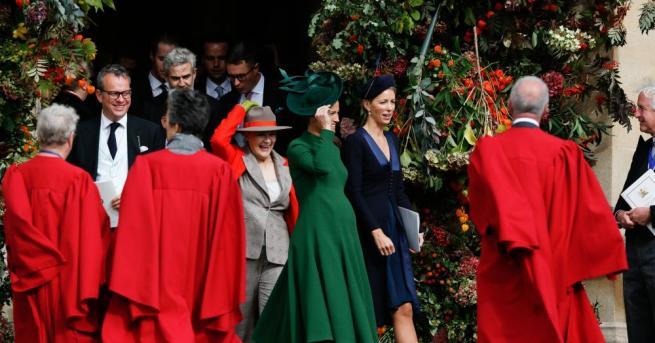 Всеки момент сестрата на херцогиня Кейт Пипа Мидълтън трябва да