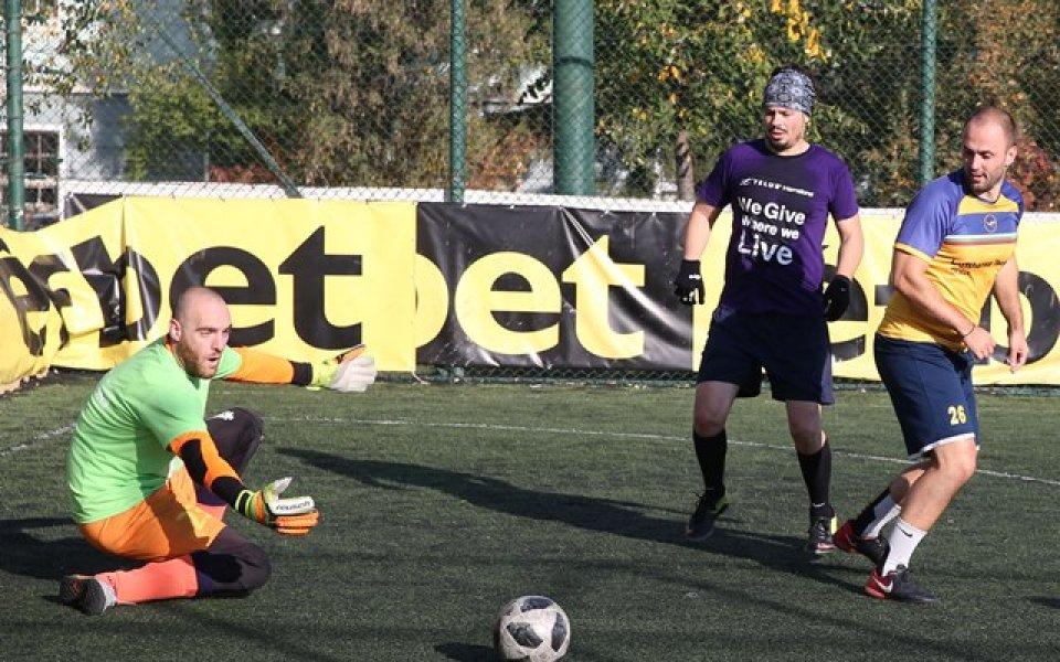 Откриха турнир по мини футбол в подкрепа на деца с увреждания