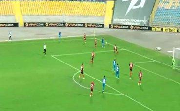 Левски - Локомотив София 2:0 /репортаж/