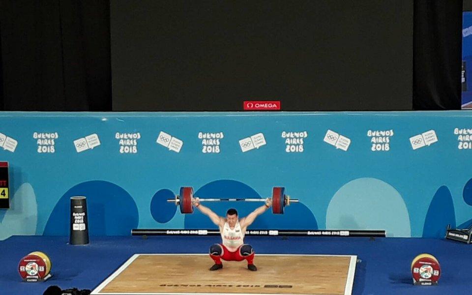 Нов медал за България на Младежките игри в Буенос Айрес