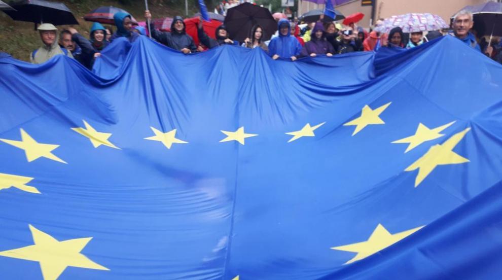Ирландската граница спъва споразумението между Великобритания и ЕС