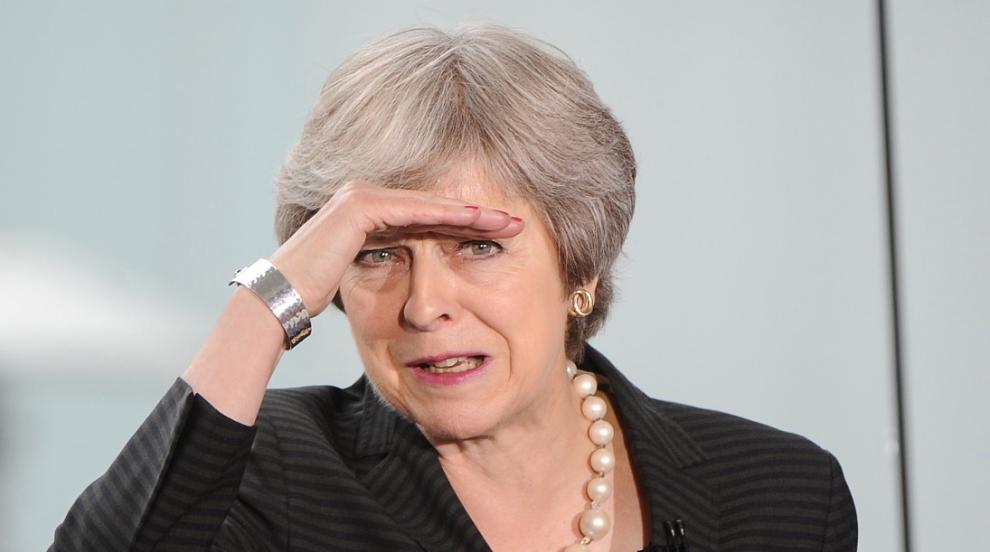 Мей: Вариантите за Брекзит са три