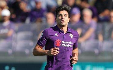 Джовани Симеоне: Би било невероятно да играя за Атлетико