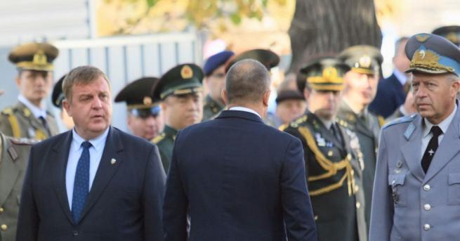 Каракачанов: Ситуацията в Гълъбово е овладяна В Гълъбово има напрежение,