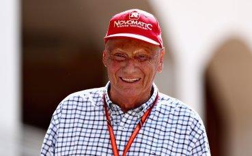 Светът на Формула 1 потъна в тъга след кончината на Ники Лауда