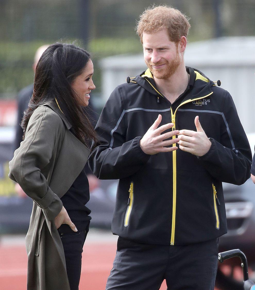 Принц Хари и херцогиня Меган очакват бебе
