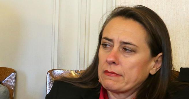Председателят на Асоциацията на българските застрахователи Светла Несторова Идеята за