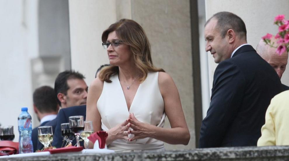 Президентската двойка ще посети Великобритания по покана на кралицата