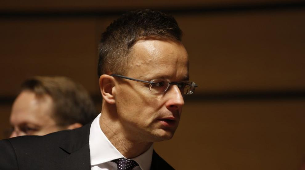 Миграцията не е човешко право, заяви унгарският външен министър