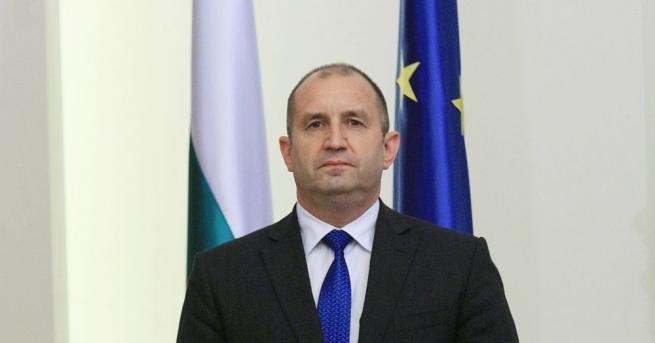 Президентът Румен Радев заминава на работно посещение във Великобритания по