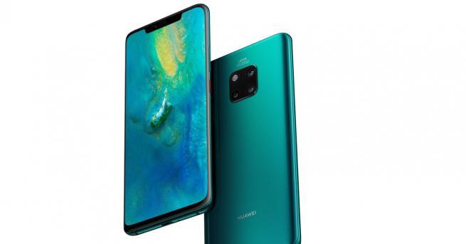 Huawei представи новата серия смартфони Mate 20, като тя се
