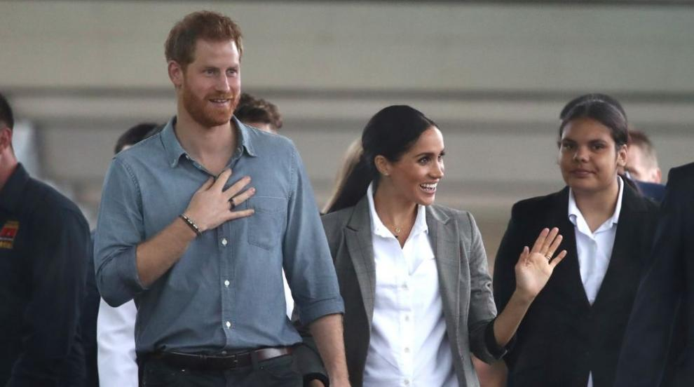 """Австралийските """"баби"""" плетат бебешки дрешки за Меган и Хари"""