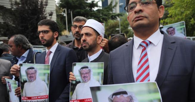 Приятели на Джамал Хашоги заявяват, че саудитският журналист е бил