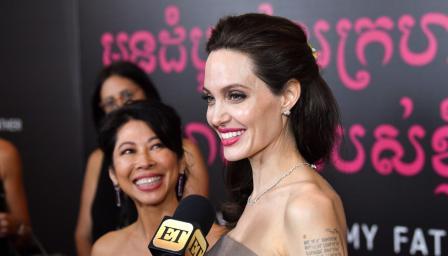 Анджелина Джоли с дръзка промяна на косата (СНИМКА)