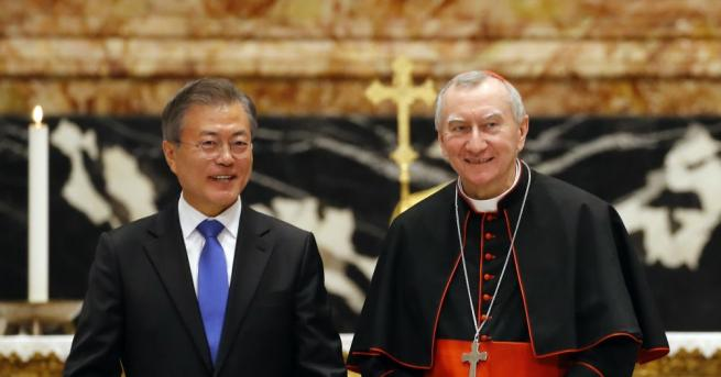 Президентът на Южна Корея Мун Дже-ин заяви, че е сигурен,
