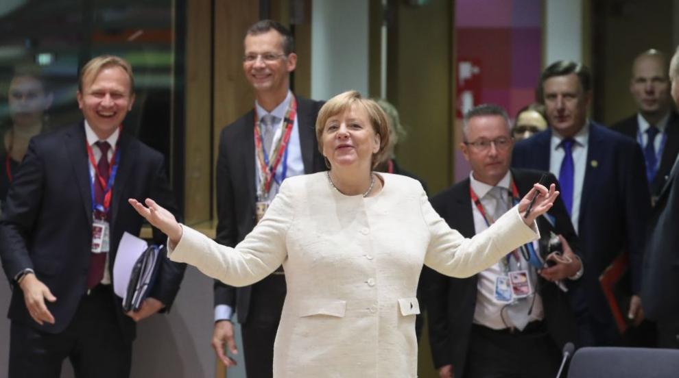 Европейски лидери на по бира (СНИМКА)