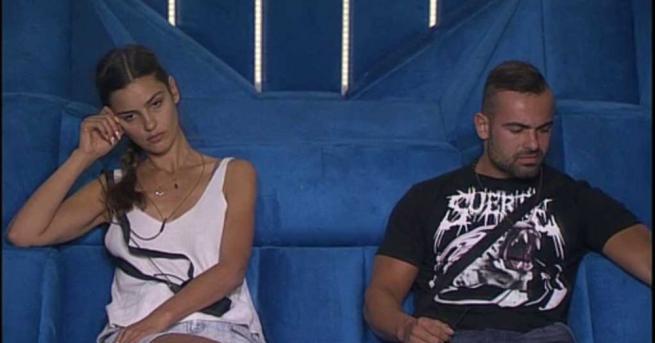 Емоционалните моменти в Къщата на Big Brother продължават да изненадват