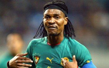 Ригобер Сонг оглави олимпийския отбор на Камерун