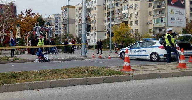 Блъснатата от автобус 33-годишна майка в Пловдив е настанена в