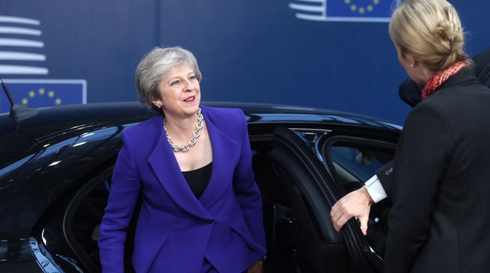 Британският парламент с извънредно заседание за Брекзит
