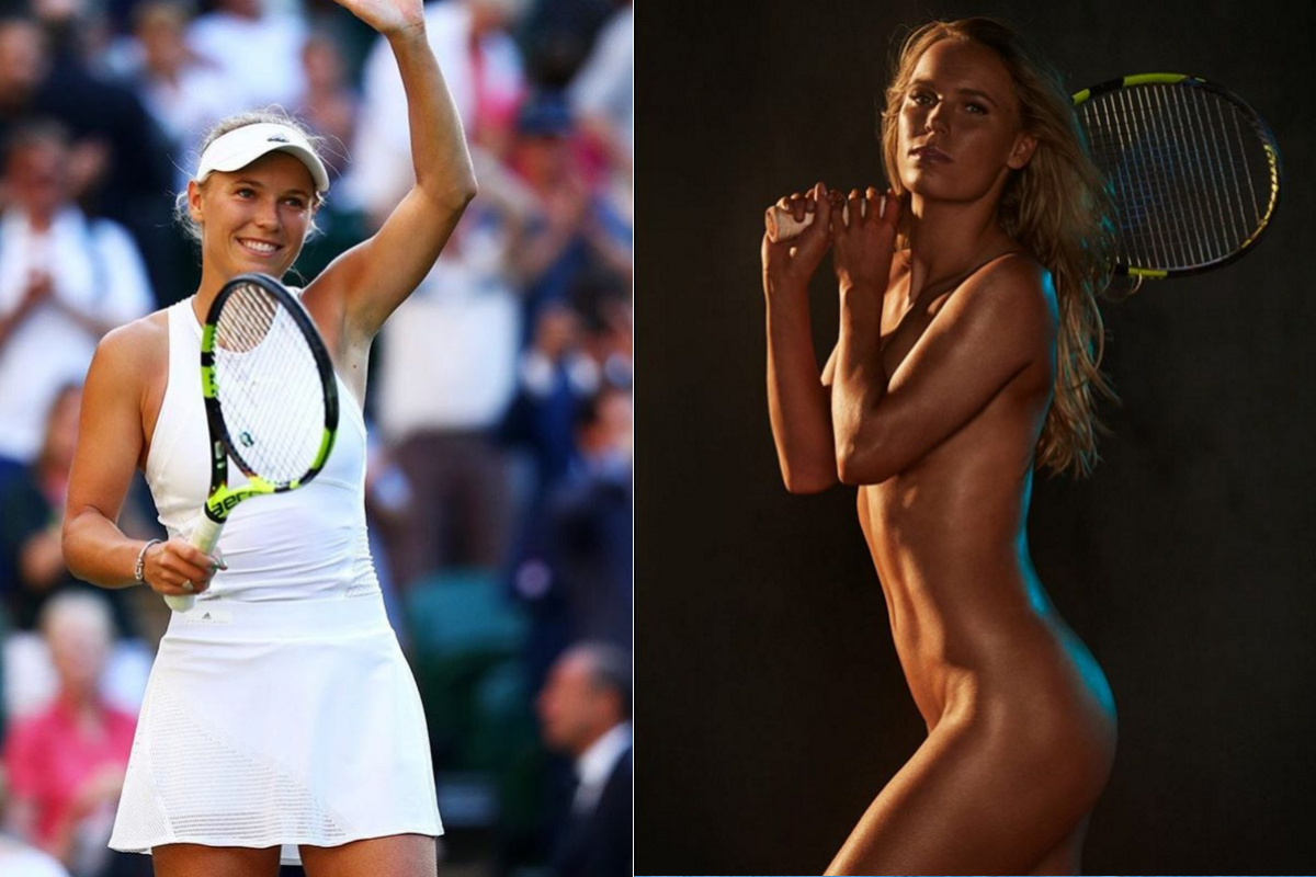 Тенисистката Каролине Возняцки