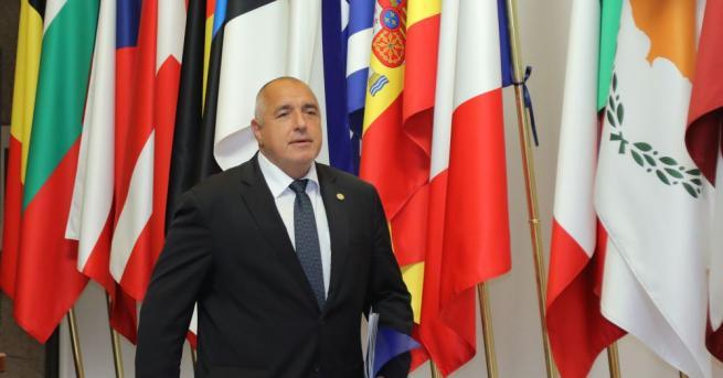 Премиерът Бойко Борисов заяви пред журналисти в Брюксел, че досега