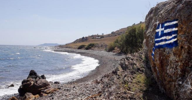 От няколко дни бреговете на езеро Вистонида в Северна Гърция