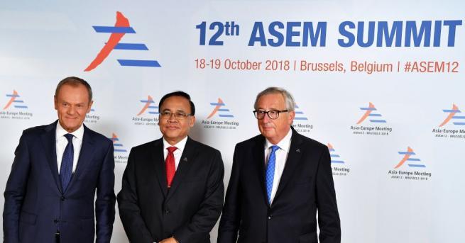 Лидери на над 50 държави от Европа и Азия се