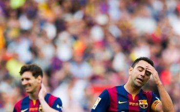 Шави: Меси е най-добрият футболист в историята