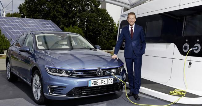 Изпълнителният директор на VW Херберт Диес предупреди за негативните влияния,