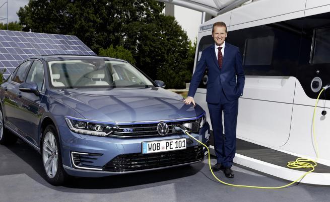 Volkswagen: германската автомобилна индустрия може да последва съдбата на Детройт