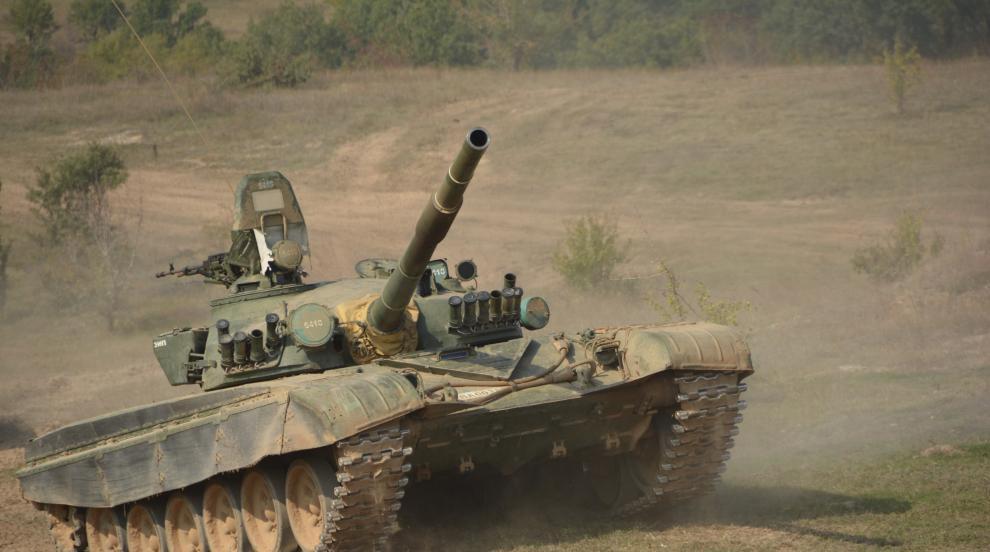 Сърбия на трето място по брой танкове в Европа
