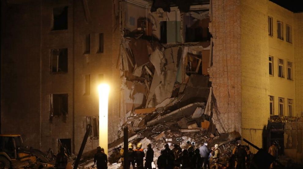 Взрив в завод за пиротехника в Русия, има жертви (ВИДЕО/СНИМКИ)